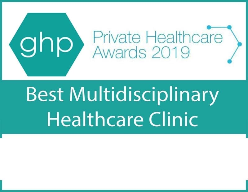 Award - The Malmesbury Clinic
